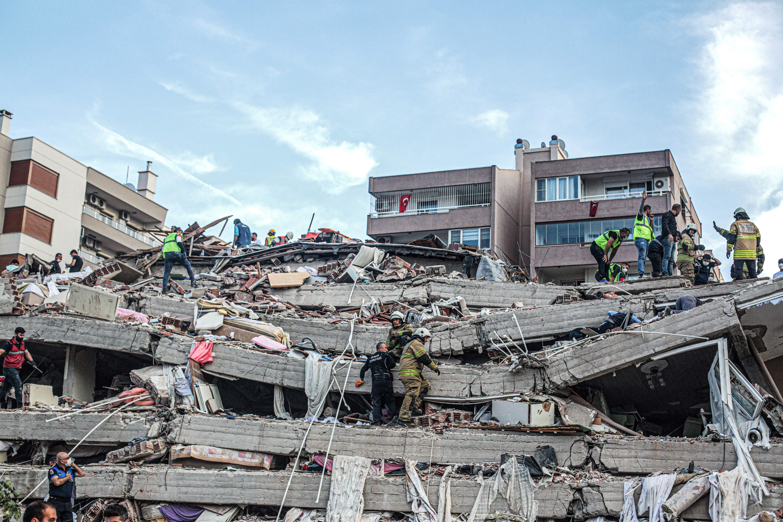 الأناضول تاريخ من الزلازل