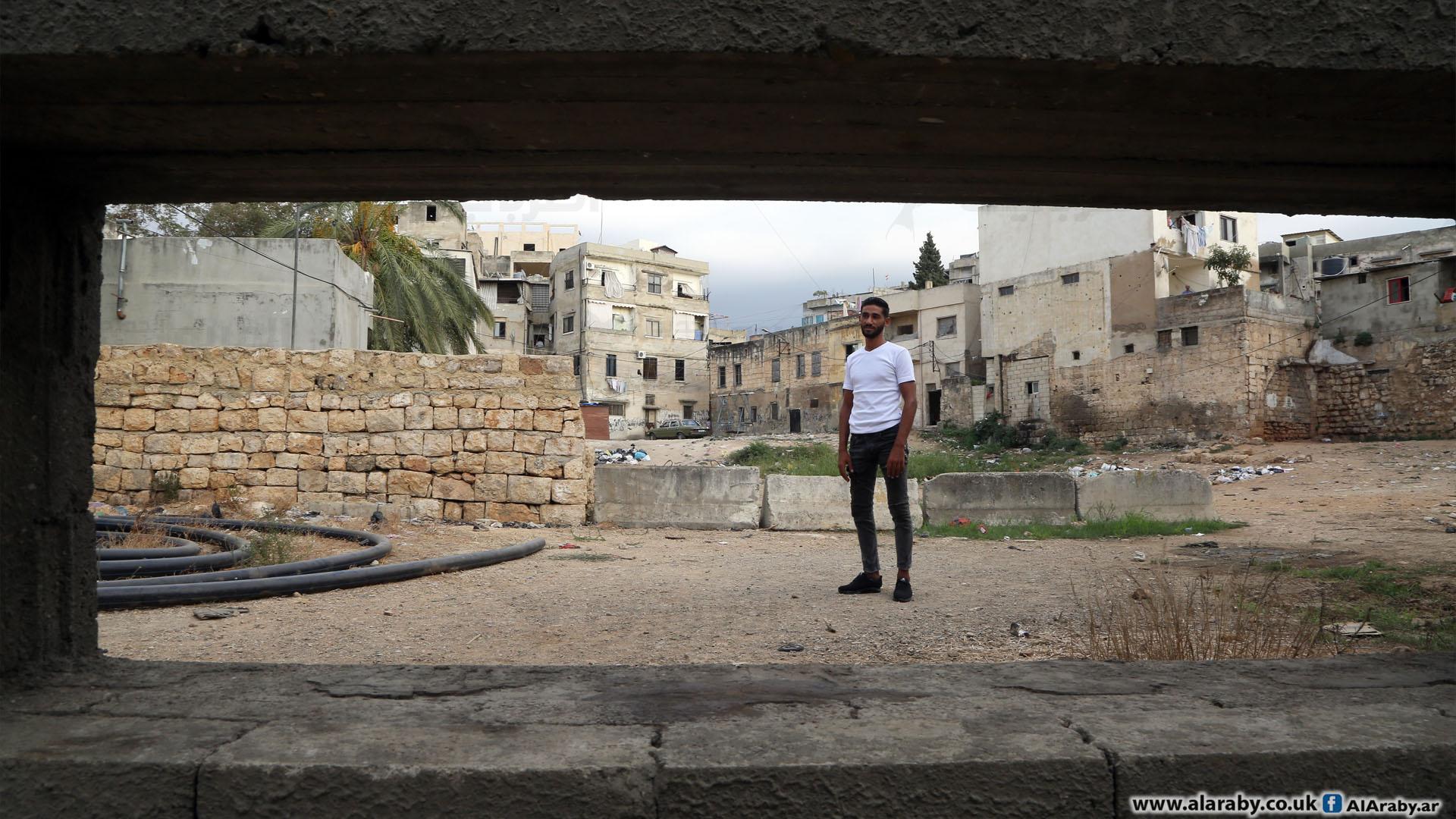 إبراهيم لاشين سبح طوال ساعتين ونصف الساعة (حسين بيضون)