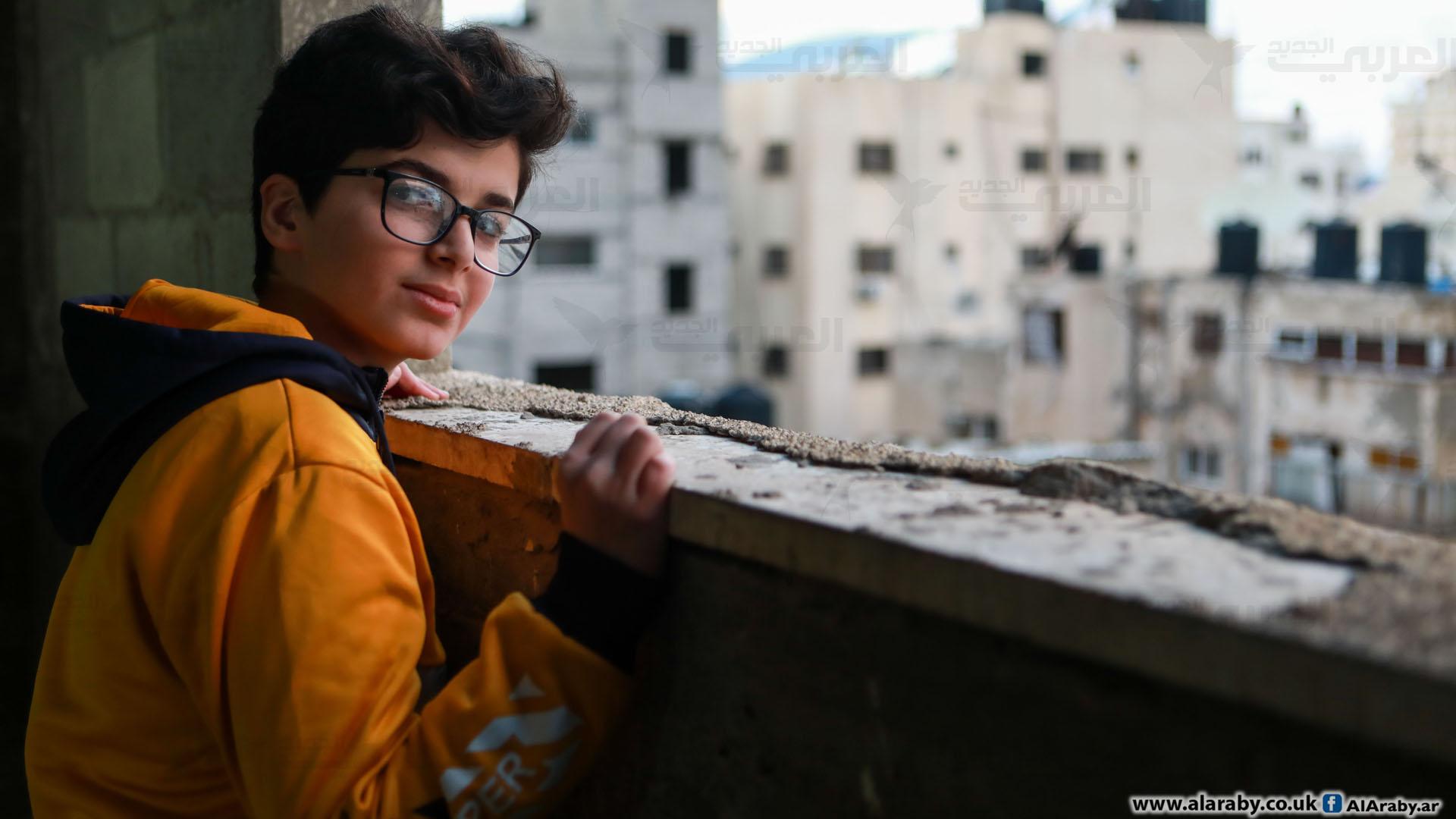 البرمجة في غزة - (محمد الحجار)