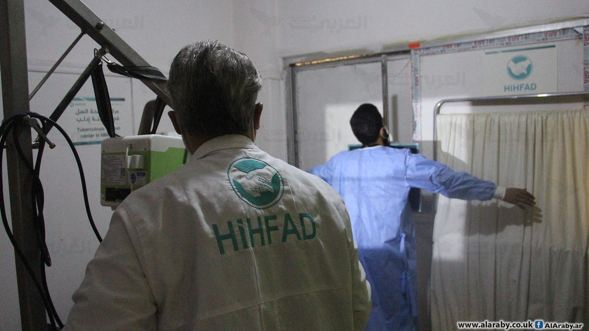 مرض السل في الشمال السوري 3 (العربي الجديد)
