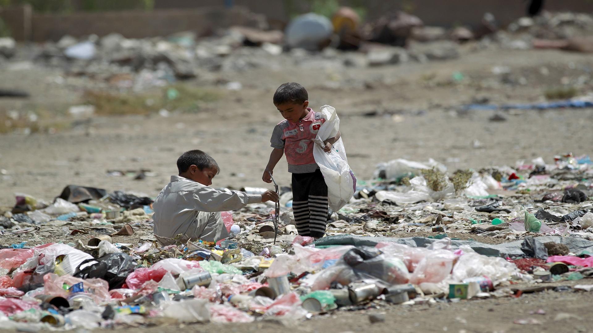 إعلان الحديدة اليمنية منطقة منكوبة بسبب المجاعة