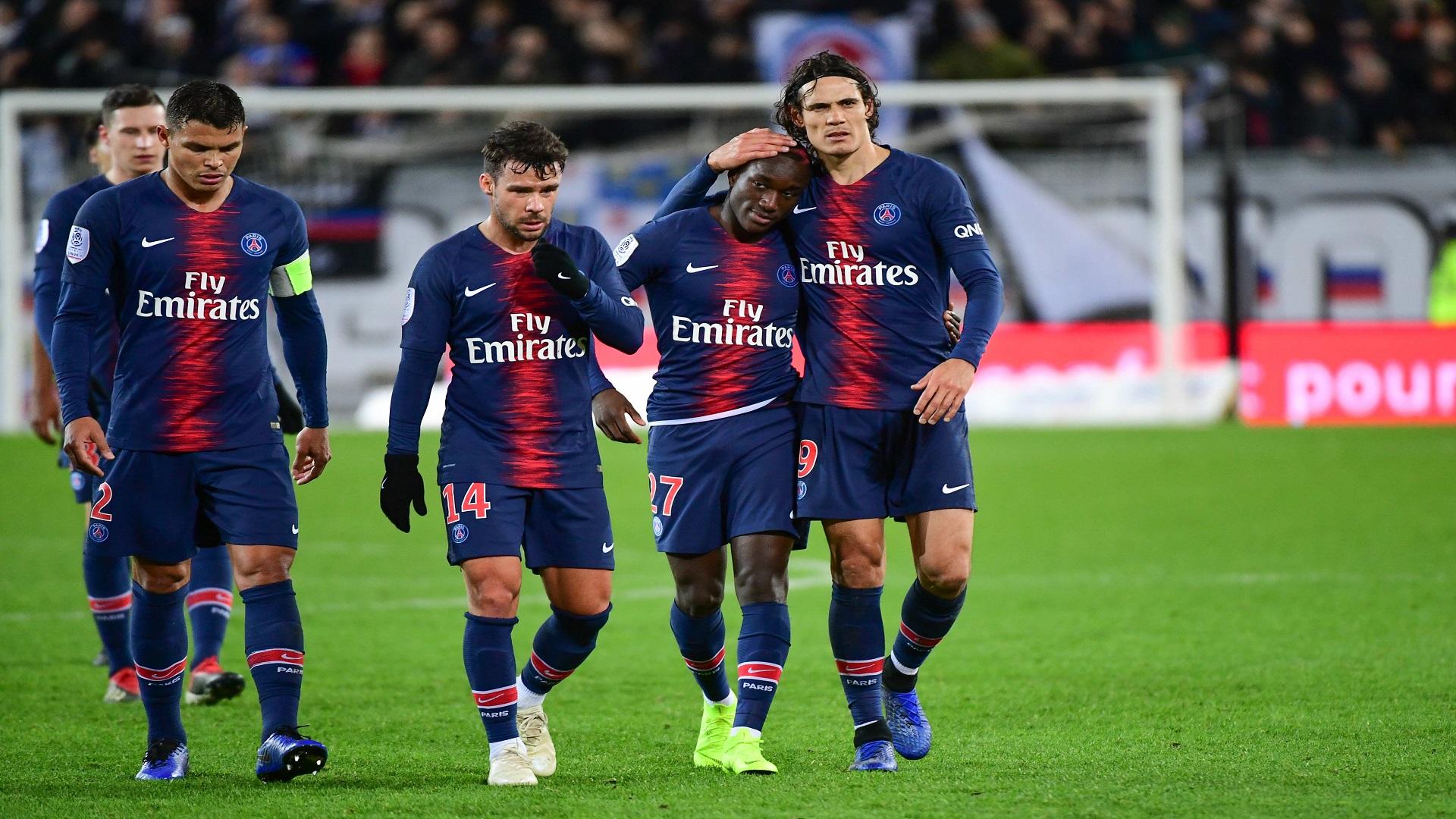 ليوناردو ي علن رحيل 5 لاعبين عن باريس سان جيرمان