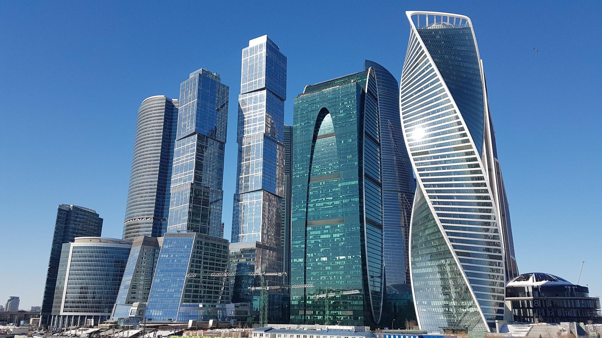 أبراج موسكو سيتي أعلى ناطحات السحاب وحلول ابتكارية
