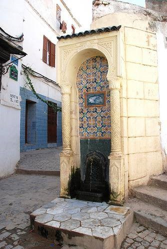 في قصبة الجزائر