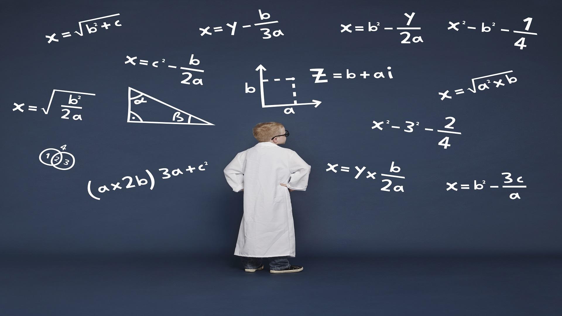 الرياضيات تدعم شخصية الطفل