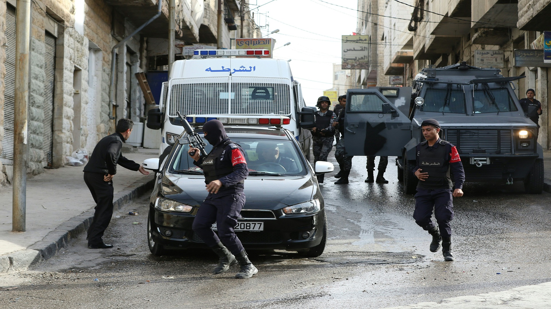 الأمن الأردني يحقق مع منفذي جريمة الزرقاء ويونيسف تستنكرها