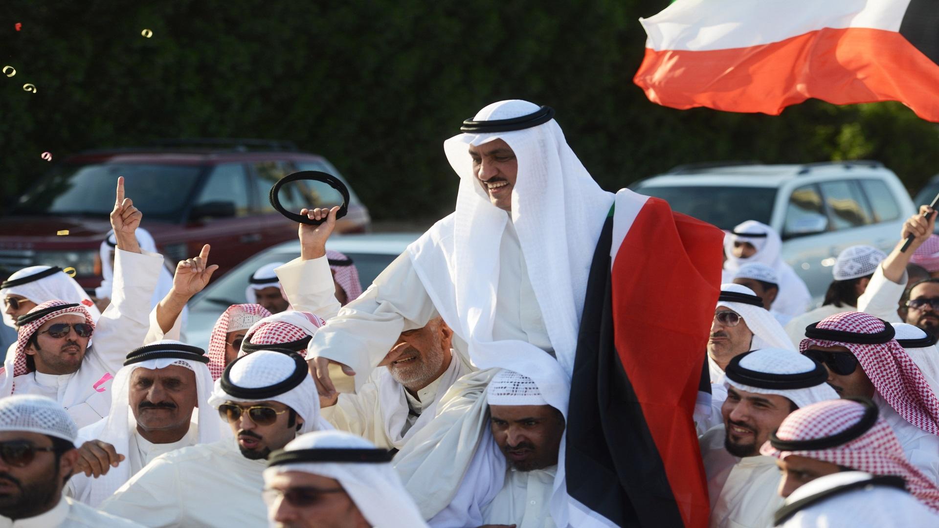 مسلم البراك زعيم تاريخي للمعارضة في الكويت