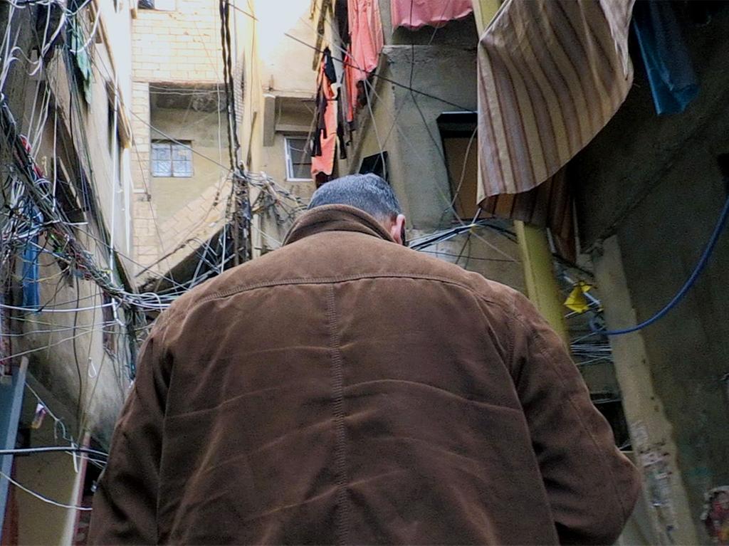 عاهد، من الفيلم