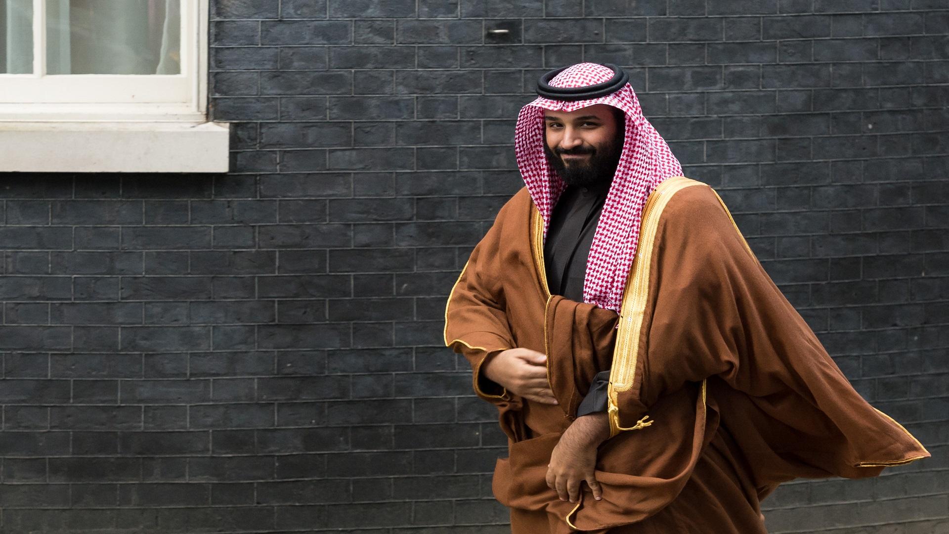 محمد بن سلمان عامان من الخراب