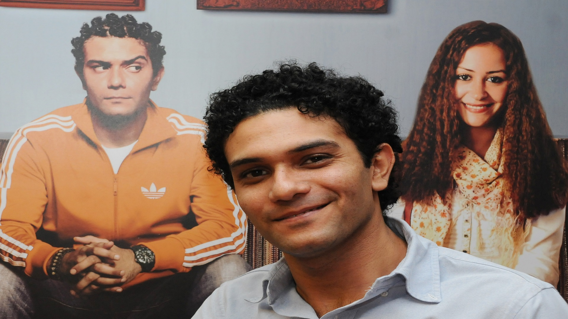 آسر ياسين لست رجل المستحيل