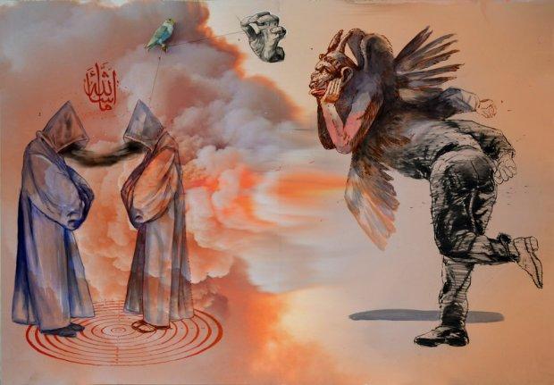 """""""غرق في غبار الضوء"""" لـ محمد لخليطي"""