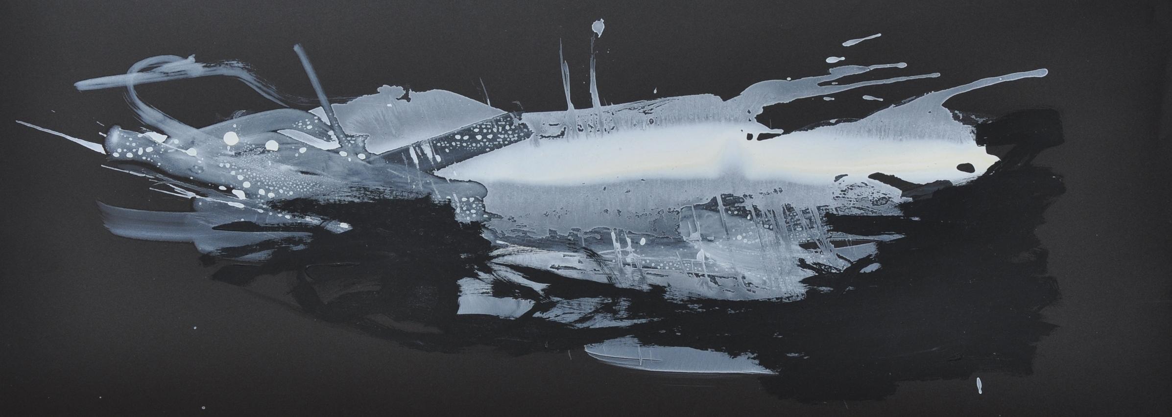 من أعمال يوسف تيتو المشاركة في المعرض