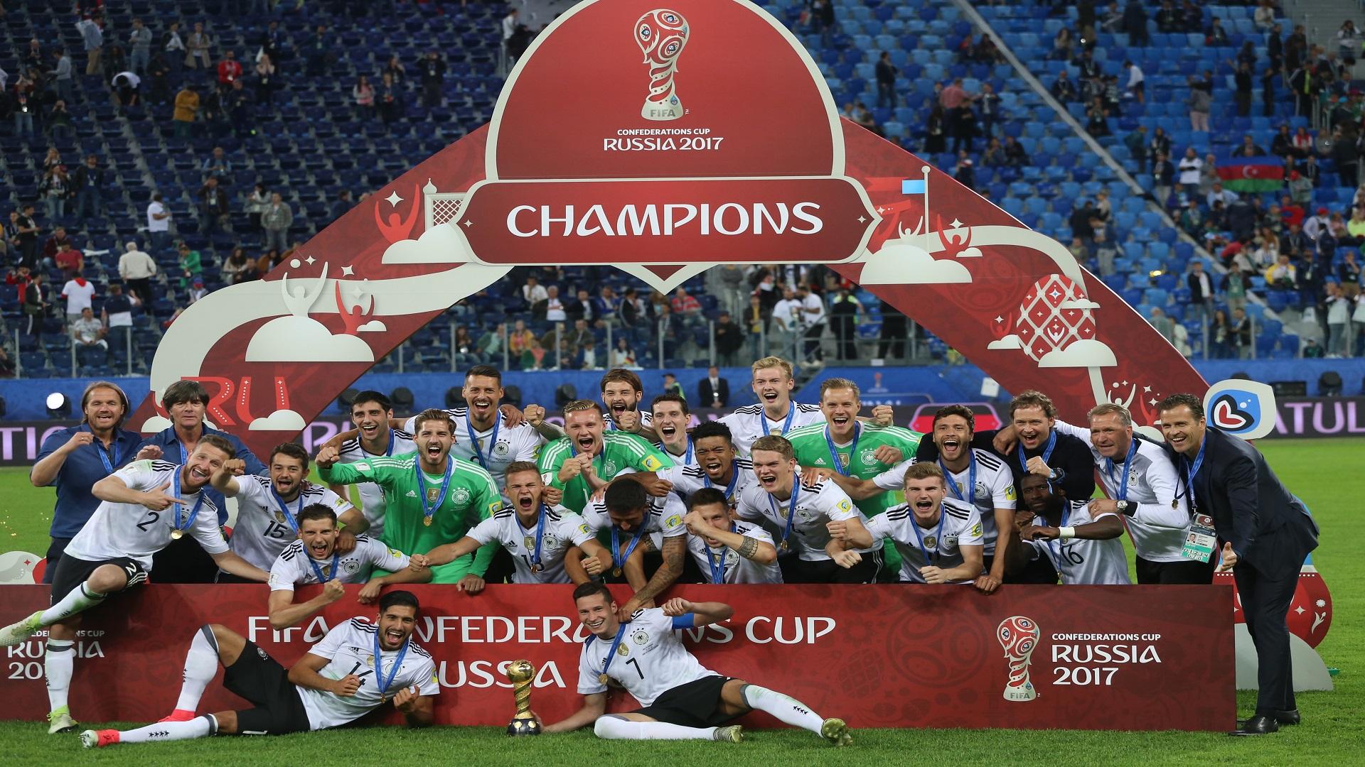 بعد تتويجه بلقب القارات..منتخب ألمانيا يُعادل رقم فرنسا التاريخي