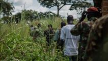 سياسة/مقاتلون سودانيون/(سومي سادورني/فرانس برس)