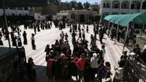 سياسية/مدرسة في صنعاء/(محمد حمود/Getty)