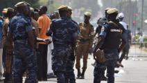 شرطة بوركينا فاسو - فرانس برس