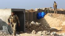 القوات العراقية على الحدود السورية-أحمد الرباعي/فرانس برس