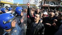 سياسة/احتجاجات الجزائر/(بلال بنسالم/Getty)