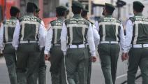 سياسة/شرطة دبي/(آرتور ويداك/Getty)