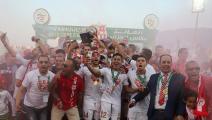 فيروس كورونا يضرب بطل الدوري الجزائري