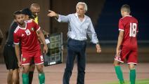 حاليلوزيتش يحاول إقناع ظهير أيسر للعب مع المنتخب المغربي