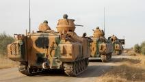 الجيش التركي في سورية-عارف تماوي/فرانس برس