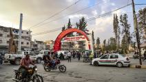 مدينة الباب السورية-(إسراء هاسي أوغلو/الأناضول)