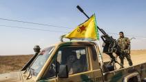 قوات سورية الديمقراطية-دليل سليمان/فرانس برس