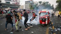 انتفاضة العراق-أحمد الرباعي/فرانس برس