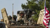 القوات الأميركية في سورية-دليل سليمان/فرانس برس
