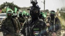 سياسة/كتائب القسام/(يوسف مسعود/Getty)