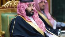 سياسة/محمد بن سلمان/(بندر الجلود/الأناضول)