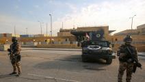 السفارة الأميركية في المنطقة الخضراء في بغداد-أحمد الرباعي/فرانس برس