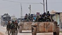 قوات النظام السوري/فرانس برس