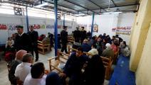 زيارات الأهل في سجون مصر (خالد دسوقي/ فرانس برس)