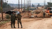 سياسة/قوات النظام السوري/(فرانس برس)