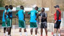منتخب السودان يستعد للتصفيات المزدوجة