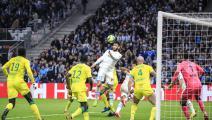 إصابة نجم منتخب الجزائر بفيروس كورونا