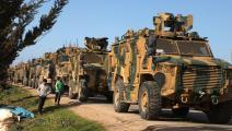 سياسة/الجيش التركي/(عارف وتد/فرانس برس)