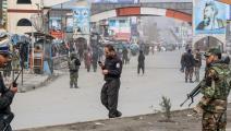سياسة/هجمات طالبان/(Getty)