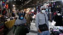 أسواق سورية (لؤي بشارة/فرانس برس)