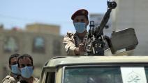 سياسة/الحوثيون/(محمد هويس/فرانس برس)