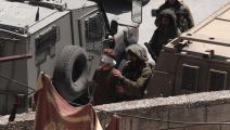 سياسة/قوات الاحتلال الإسرائيلي/(نضال اشتية/الأناضول)
