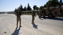 القوات التركية في سورية-Getty
