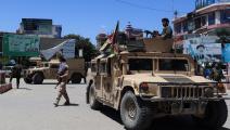 القوات الأفغانية-فرانس برس