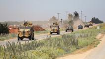 تعزيزات تركية في إدلب-الأناضول