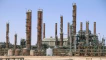 النفط/ليبيا-فرانس برس