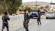قوات تابعة لحكومة الوفاق-محمود تركية/فرانس برس