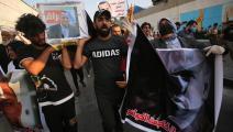 سياسة/اغتيال هشام الهاشمي/(أحمد الربيعي/فرانس برس)