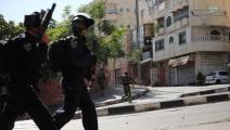 قوات الاحتلال الاسرائيلي-مامون وزوز/الأناضول